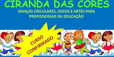CIRANDA DAS CORES