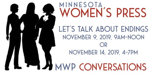 Minnesota Women's Press: Let's Talk About Endings