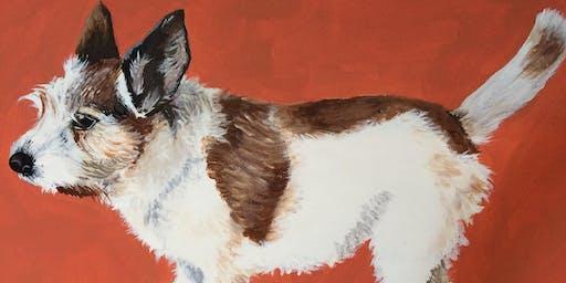 Art Workshop - Animal Portraits