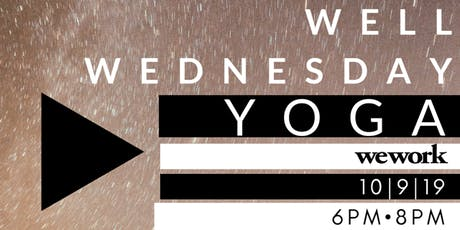 WellWednesday : A Yoga Series For Us : S2E3 tickets
