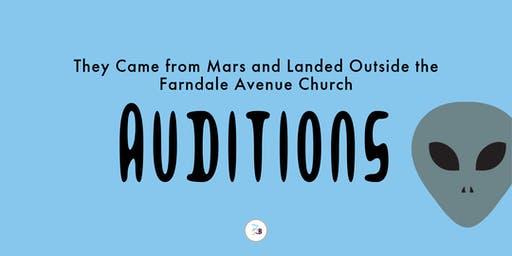 Farndale Auditions - BOOKED