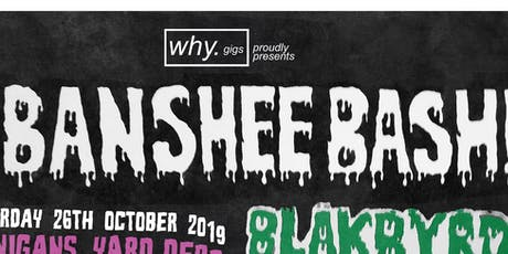 The Banshee Bash! tickets
