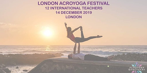 Acroyoga London Festival