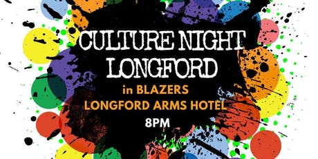 Culture Night Concert Longford tickets