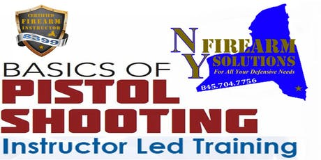 AM Session • Basic Pistol Safety Course • Now Is The Time! tickets