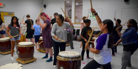 10/26/19 Public Taiko Workshop for Beginners tickets