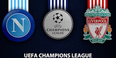Liverpool vs Napoli £16 Burger, Chips And Pint Deal