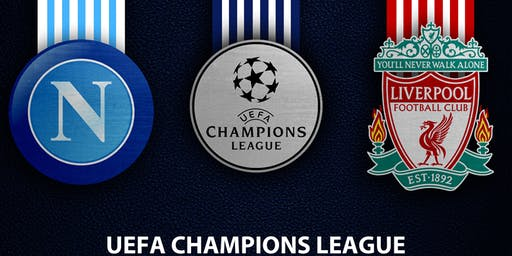 Liverpool vs Napoli £10 Burger, Chips And Pint Deal