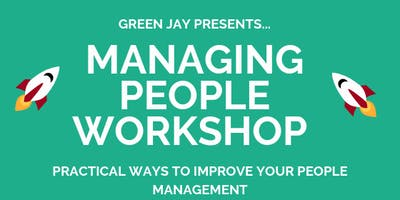 Managing People Workshop @ UnitDX