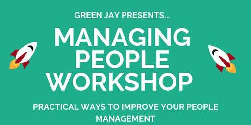 Managing People Workshop @ UnitDX