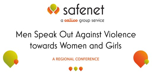 Men Speak Out Against Violence towards Women and Girls