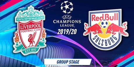 Liverpool vs Salzburg £16 Burger, Chips And Pint Deal tickets