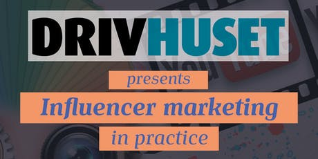 Influencer Marketing (Stockholm University) tickets