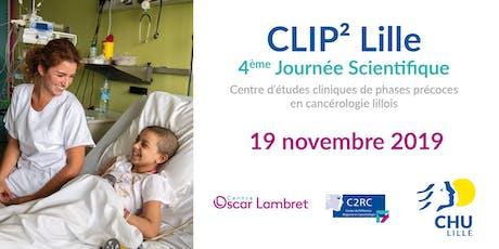 4ème journée scientifique du CLIP² billets