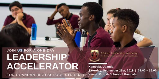 Leadership Accelerator for Exceptional High School Students - Uganda, Kampala