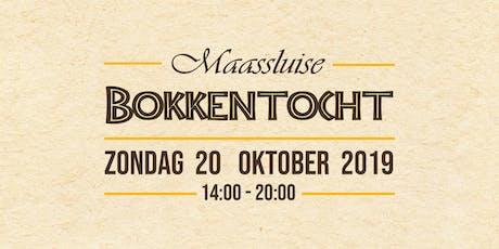 Maassluise Bokkentocht 2019 tickets