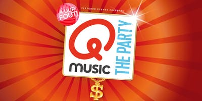 Qmusic the Party - 4uur FOUT! in Sluis (Zeeland) 14-03-2020