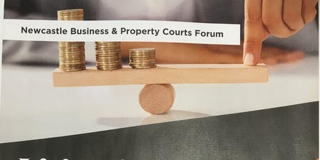 Newcastle Business and Property Court Forum tickets