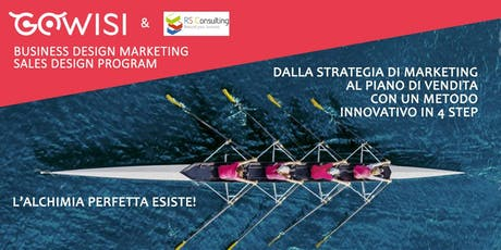 Marketing&Sales Design biglietti