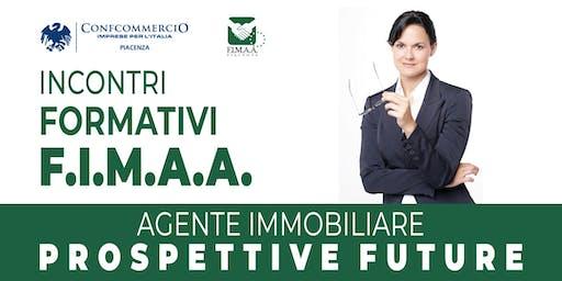 AGENTE IMMOBILIARE - PROSPETTIVE FUTURE