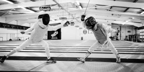 October Fencing Camp 2019 tickets