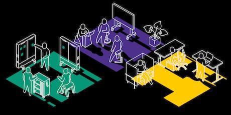 Köln – designfunktion Kongress: New Work und New Office Tickets