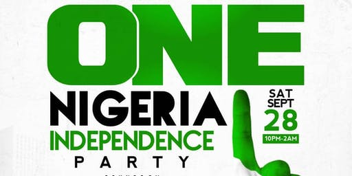 One Nigeria Independence Party  at o2 Lounge