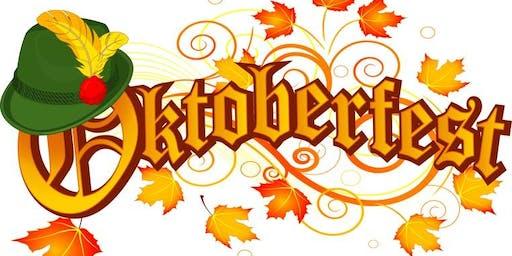 Oktoberfest Adult Social October 19th at WSRC
