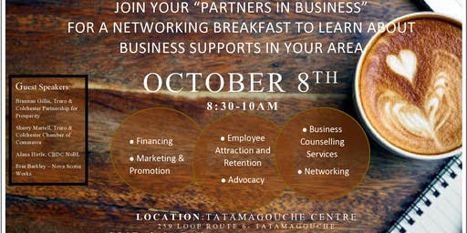 Join Your Partners in Business