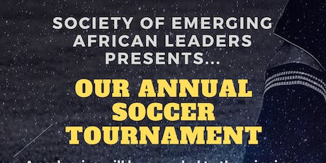 SEAL's Annual Soccer Tournament tickets