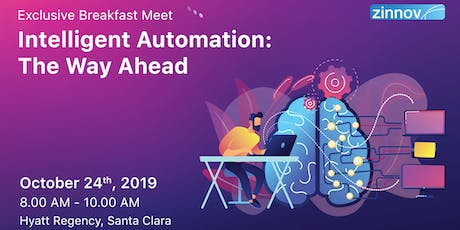 Intelligent Automation: The Way Ahead tickets