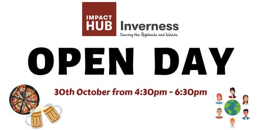 Impact Hub Inverness Open Day!