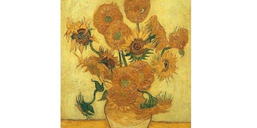Van Gogh Sunflowers - Six Tanks