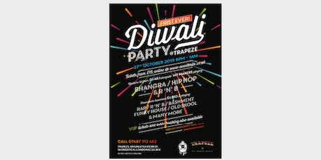 First Ever Diwali Party tickets