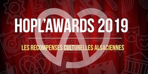 Cérémonie des Hopl'Awards 2019