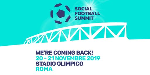 SOCIAL FOOTBALL SUMMIT 2019