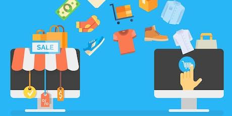 Digitalizza le Vendite e Avvia un E-commerce - Workshop gratuito biglietti