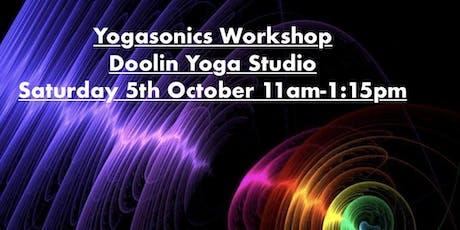 Yogasonics Workshop tickets