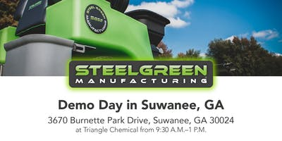 Steel Green Demo Day - Suwanee, GA