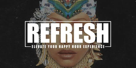 "REFRESH: ""happy hour"" A Tribute to Erykah Badu  tickets"