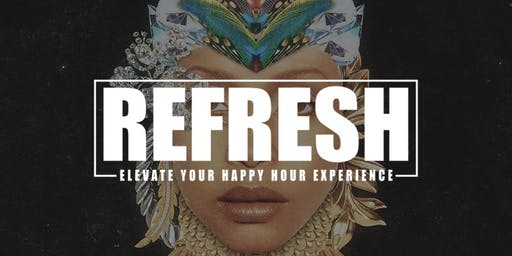 "REFRESH: ""happy hour"" A Tribute to Erykah Badu"