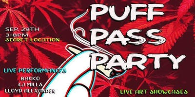 Puff N Pass Party