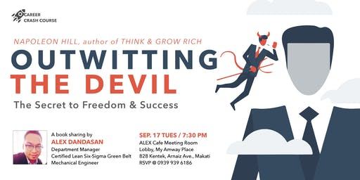 Outwitting The Devil: The Secret to Freedom & Success