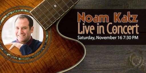 Noam Katz: Live in Concert