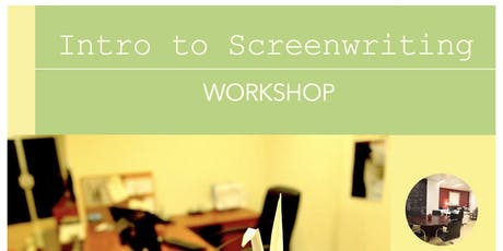 Intro to Screenwriting - Workshop tickets