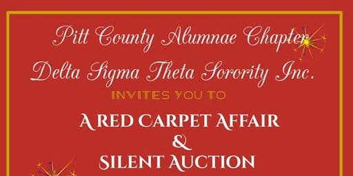 A Red Carpet Affair & Silent Auction