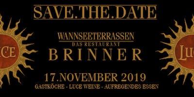"""LUCE Brinner"" am Wannsee"