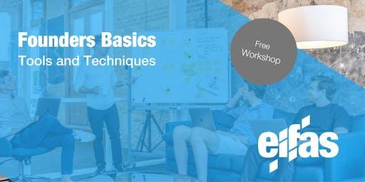 Founders Basics - Free Workshop