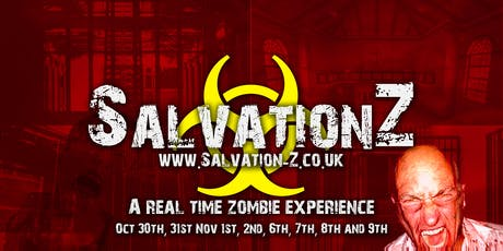 SALVATION-Z tickets