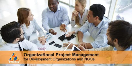 Online Course: Organizational Project Management for Development (March 9, 2020) tickets